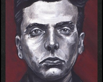 Ian Brady is Card Number 80 from the New Serial Killer Trading Cards