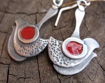 Earrings Meninas