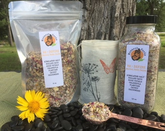 ReDefine Herbal Bath Salts for Skin