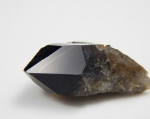 Facet Grade Smokey Quartz Crystal from Moat Mountain, New Hampshire! Natural Terminated US Mineral Specimen! Rocks, Gems & Jewelry Shop Sale