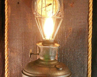 Nautical wall Sconce