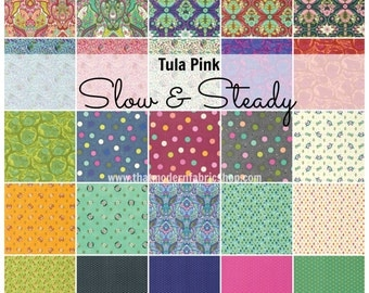 Slow & Steady by Tula Pink Bundle RESERVATION