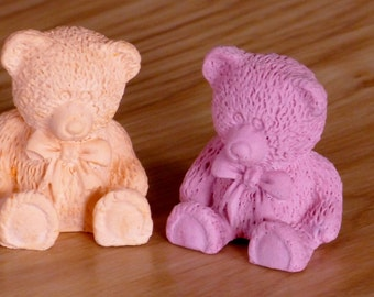 Fragranced / Scented Stone - Teddy bear