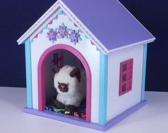Pet House for your American Girl Doll's Pet