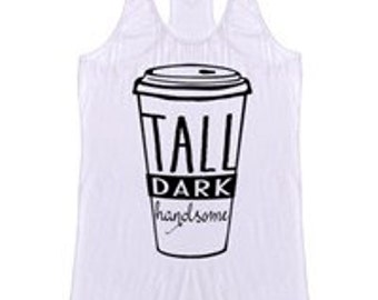 Tall dark Handsome tank