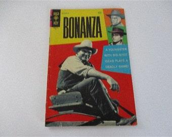 Vintage Gold Key Bonanza Comic 1970 No. 36