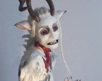 Deer Ghost Albino