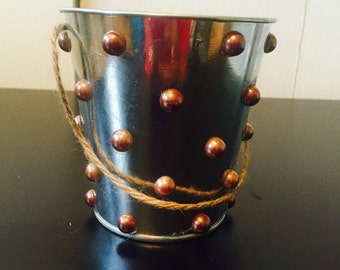 Bucket Centerpieces