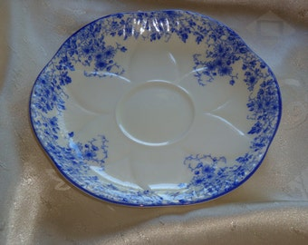 Shelley DAINTY BLUE Saucer (No Cup)