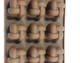 Taavi Windmill Weave Silicone Mold (T824)
