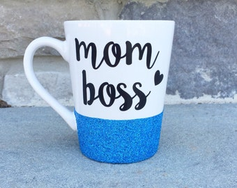 Mom Boss / Mom Gifts / Gifts For Her / Mother's Day Gifts