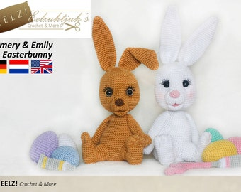 Emmery the Easterbunny - Crochet Pattern