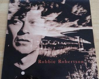 Robbie Robertson - Robbie Robertson - GHS 24160 - 1987 - Original DMM Masterdisk Pressing - VG+