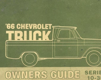 1966 Chevy Truck User Guide