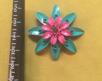 Vintage flower broach