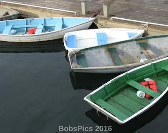 Boating at Bar Harbor, ME