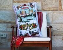 Adelaide Souvenir Cushion