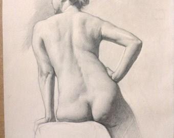 "Original Drawing ""Victoria"""