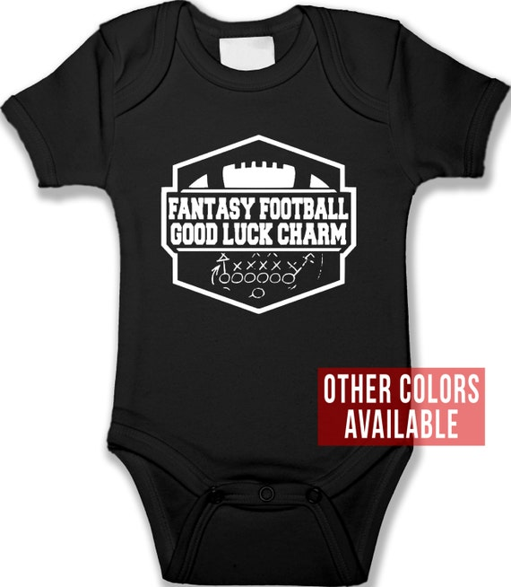Fantasy Football Baby Bodysuit Uni Baby Clothes Boy