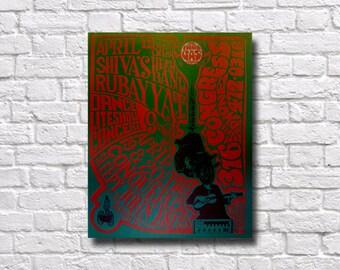 Psychedlic Poster - #0469