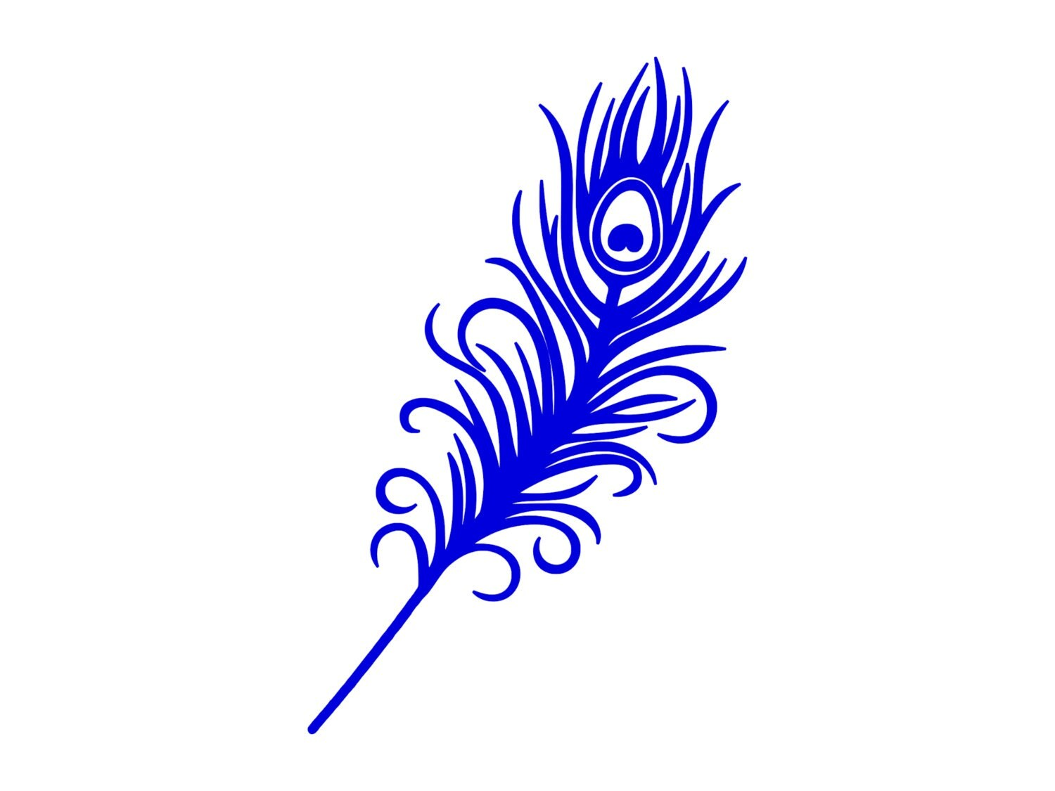 peacock feather decal peacock feather sticker outdoor vinyl peacock feathers wall decal pattern large vinyl art set by