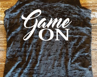 Game On!  A-line burnout tank