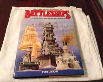 The Complete Encyclopedia of Battleships