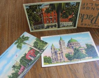 Vintage 1930-1950's Postcards