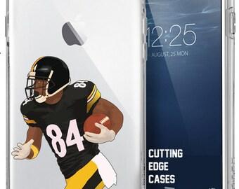 Antonio Brown iPhone Case