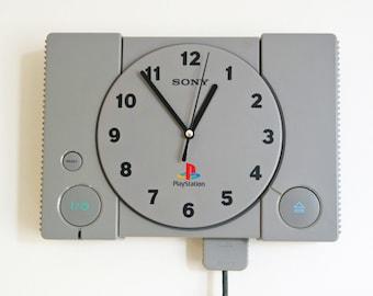PS1 Playstation Clock