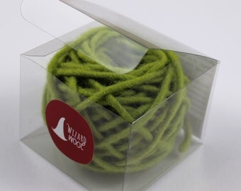 Wool cord with jute soul (15 m)