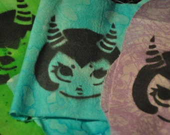 Little Devil Patch by Tooth Faerie~*