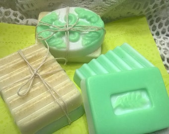 Face soap bars