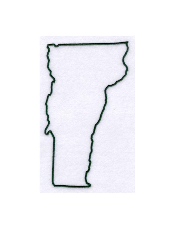 Vermont Stencil Made From 4 Ply Mat Board By