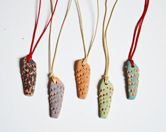 Fish necklace 5