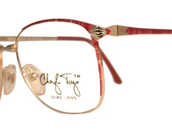 Cheryl Tiegs CT70 Designer Ladies Vintage Eyewar
