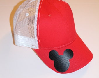Mouse Icon Trucker Hat