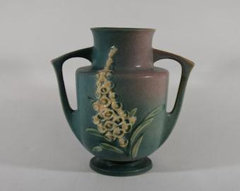 Roseville Foxglove Vase