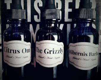 Helmick's Beard Supplies Beard Oil