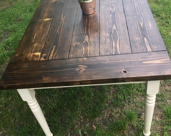 The Tricia 7ft Farmhouse Table