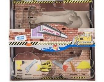 Cookie Cutters - Construction Set