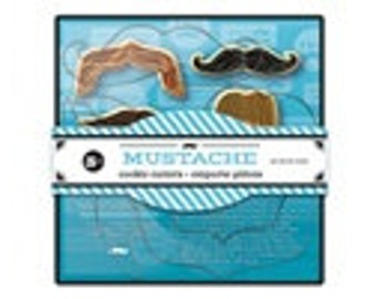 Cookie Cutters - Mustache Set
