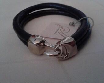 Leather bracelet for men - handmade, bracelet for man, bracelet man, Knight, men bracelet leather bracelet