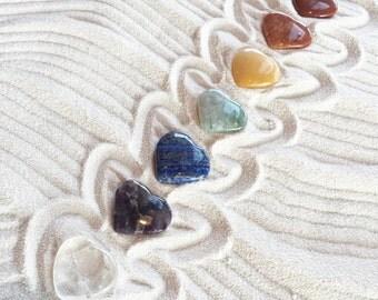 Set of 7 Chakra Stones