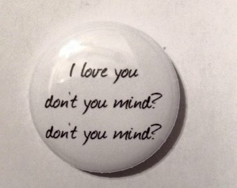 The 1975 inspired Buttons - Don't You Mind