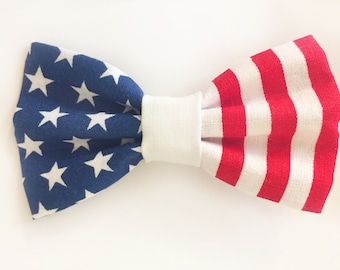 BOW TIE American Flag, bow tie, baby boy, toddler boy, american flag, baby boy bow tie, newborn photo prop