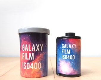 Galaxy 135mm Film 36 Exposures 400 ISO for Film Camera