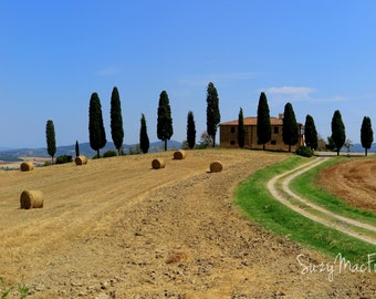 The Tuscan Villa