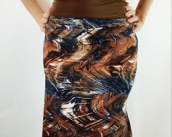 skirt, Argentine tango skirt, asymmetrical skirt, dancewear