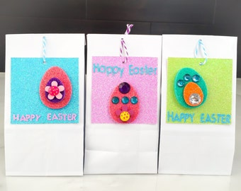 Easter Tags / Easter Favors Set of 12